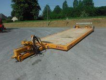 2002 Cochet PRED 6.50M tractor