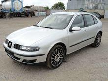 2003 SEAT Leon, 1.8 l., hatchba