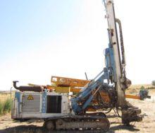 2001 SOILMEC SM400 drilling rig