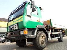 2006 MAN 10.220 dump truck