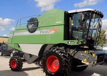 2014 FENDT 5280 forage harveste