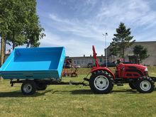 2016 KITA- 4T3WT, tractor trail