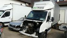 2014 Damaged VOLKSWAGEN Crafter