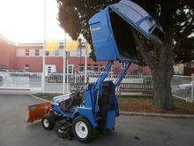 2002 ISEKI SGR 19 lawn mower