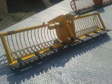 HERDER maaikorf 2,5 m lawn mowe