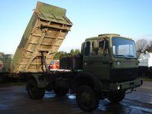 1989 IVECO 110 17 kipper dump t