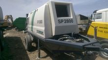 2014 SCHWING SP2800 stationary