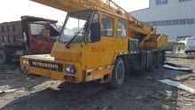 2011 TADANO TL250E mobile crane