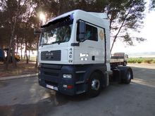2007 MAN tractor unit