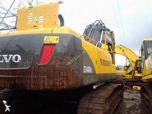 2010 VOLVO EC460 tracked excava