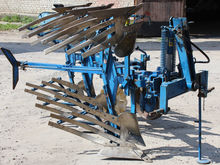 RABE Rabewerk reversible plough