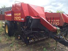 1999 HOLLAND D1210 square baler