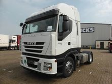 2008 IVECO AS440S45 tractor uni