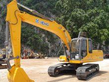 2017 XCMG XE215S tracked excava