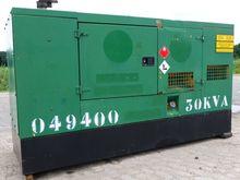 Used 2005 GESAN 30KV