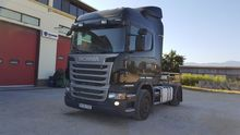 Used 2012 SCANIA R 4