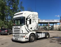 2007 SCANIA R500 tractor unit