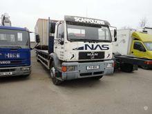 2000 MAN MAN, 18-224, trucks pl
