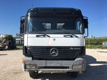 2005 MERCEDES-BENZ 4140 concret