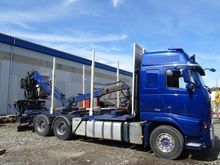 2008 VOLVO FH16 660 timber truc