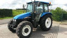 2003 HOLLAND TL90 wheel tractor