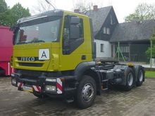 2010 IVECO 440T45 TRAKKER tract
