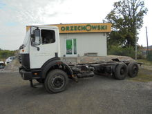1995 MAN 2531L chassis truck