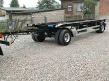 2008 POLKON container chassis t