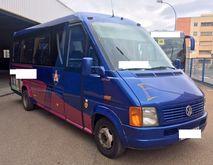 2001 VOLKSWAGEN LT46 TDI passen