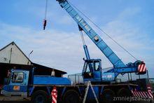1990 BUMAR DST402 mobile crane
