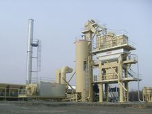 2010 INTRAME M280 asphalt plant