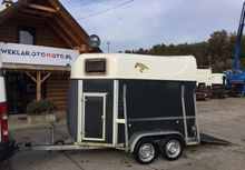 2003 Sluis F2W2 horse trailer