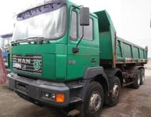 1998 MAN 32.403 dump truck