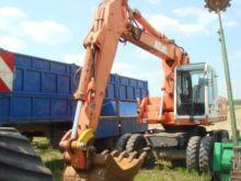 1997 ATLAS 1704 wheel excavator