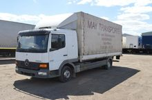 2001 MERCEDES-BENZ 817 +Liftas