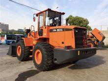 DOOSAN DL501 wheel loader