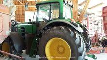 2007 JOHN DEERE 7430 wheel trac