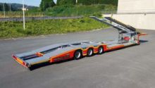 Ozsan Trailer Truck Carrier (OZ