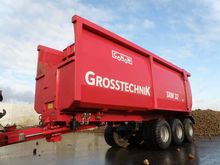 2013 CONOW TAW 32 grain truck t