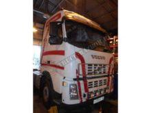 2008 VOLVO tractor unit for par