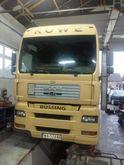 2001 MAN 18 410 tractor unit