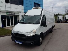 2012 IVECO DAILY 35S13 refriger