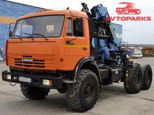 2013 KAMAZ 43118-10 tractor uni