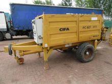 2008 CIFA PC/907/411 E7 Concret
