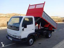 2006 NISSAN Cabstar dump truck