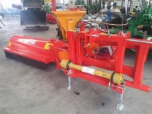 2016 DUCKER USM 18 VR4 mower