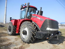 2012 CASE IH Steiger 600 wheel