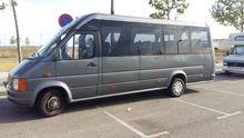 2002 VOLKSWAGEN LT46 passenger
