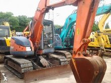 2007 HITACHI ZX75 tracked excav