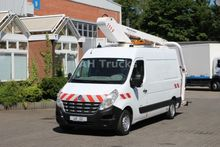 2012 RENAULT Master 125 Arbeits